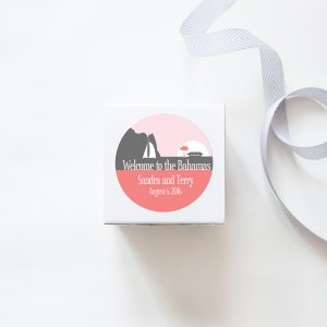 wedding welcome bag labels