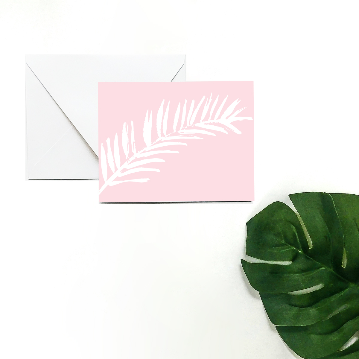 Palm Tropical Stationery